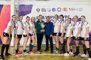 Команда УдГУ – серебряный призер Всероссийской летней Универсиады