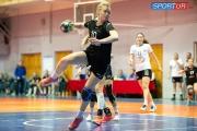 Ксения Трухина: крещение мячом