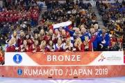 Сборная России – бронзовый призер чемпионата мира